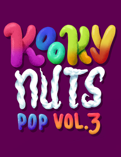 Kooky Nuts Pop vol.3